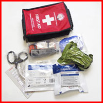 Bleed Control Kit can save Lives