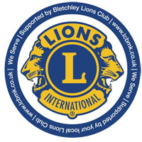 Lions Club of Bletchley supporting the Daniel Baird Foundation Bleed Control Kits