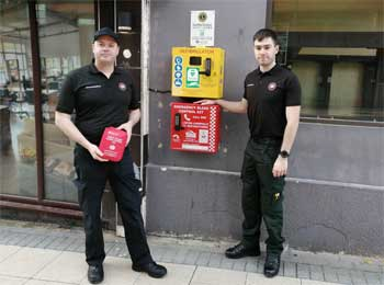 The First Public Access Bleed Control Cabinet Now Installed in the UK
