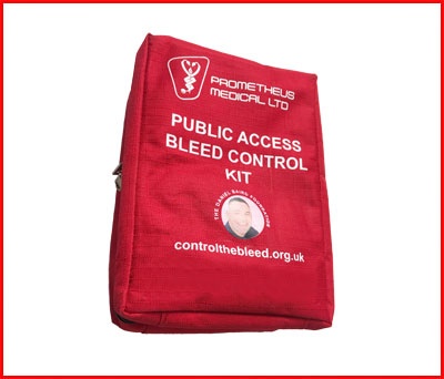 Prometheus Public Access Haemorrhage Control Kit